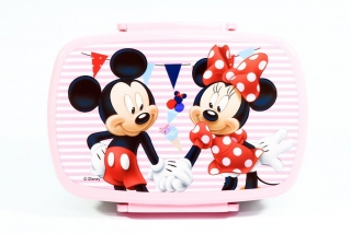 Box na svačinu Mickey a Minnie