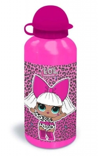 ALU láhev L.O.L. Surprise Pink 500 ml