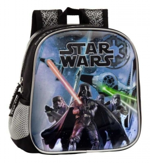 Junior batoh Star Wars Blue 25 cm