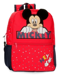 Junior batoh Happy Mickey 32 cm